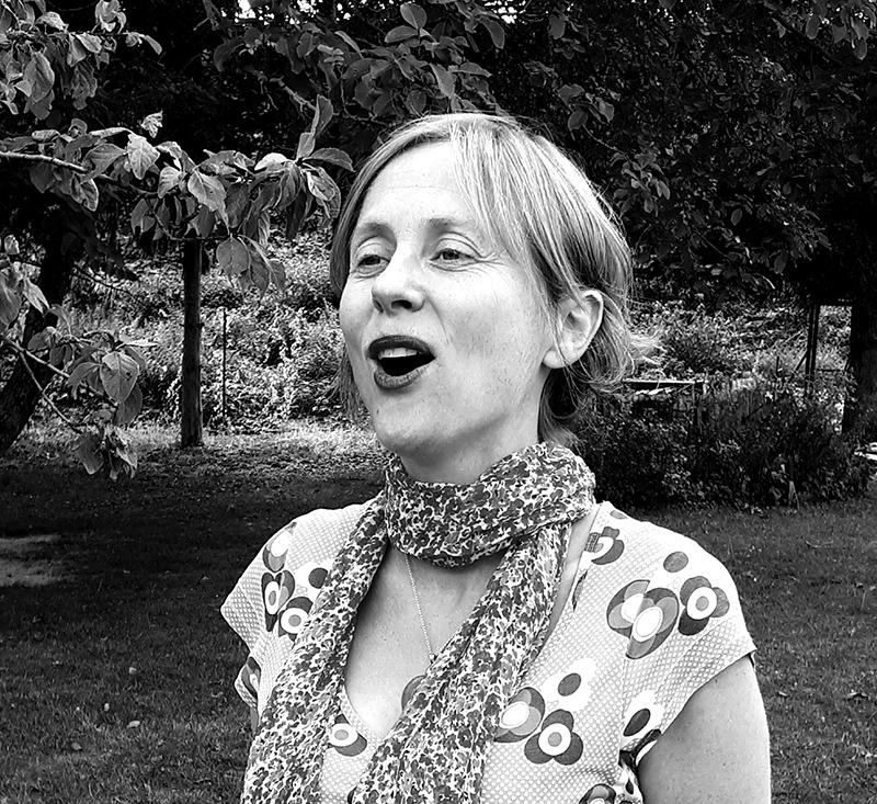 Laure de Broissia Chant Improvisation Intuitif